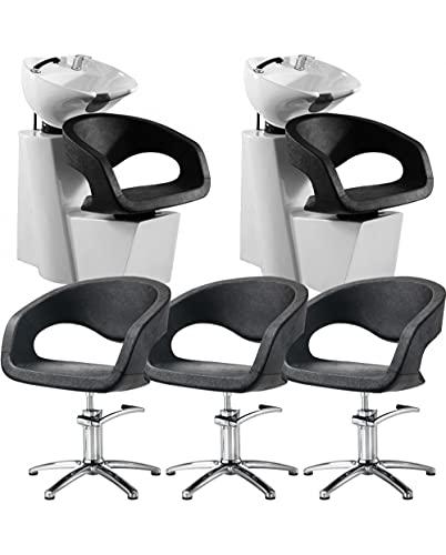 2 Lavatesta Parrucchiere e Barbiere con 3 Poltrone Offerta Wave