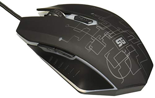 mouse 7200 dpi fabricante Vorago