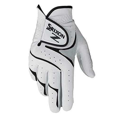 Srixon All Weather Micro Fibre Glove White-RH Gants de Golf...