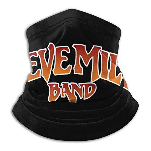 Yuanmeiju Tube Scarf,Tough Sombreros,Steve Miller Band Outdoor Sports Neck Warmer Headband Pañuelo