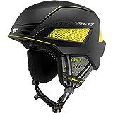 DYNAFIT ST Helmet Gelb-Schwarz, Ski- und Snowboardhelm, Größe L - Farbe Black - Cactus