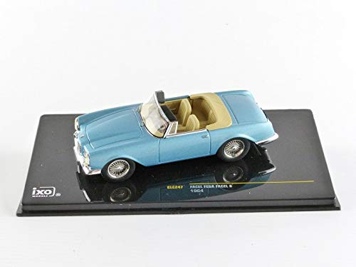 Ixo - Premium-X- Miniature Voiture de Collection, CLC247, Bleu Metal