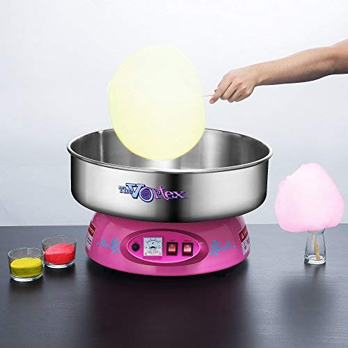 6325 Great Northern Popcorn Junior Vortex Cotton Candy Machine Floss Maker | Electric