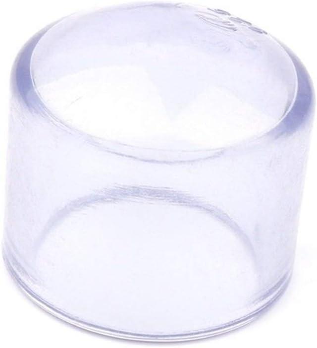 10pcs Inner Dia 20 25 Fresno Mall 32mm Cap Transparent Pipe PVC Aquarium Challenge the lowest price of Japan ☆ End
