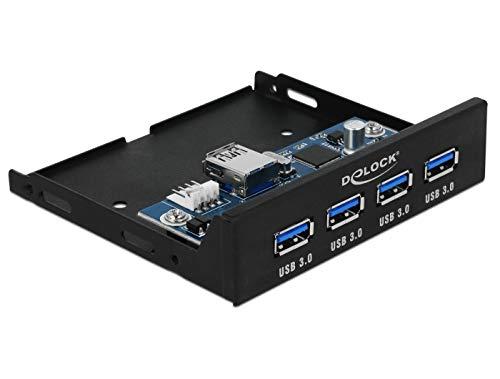 DeLock Interne 3.5 USB 3.0 Hub 4-poorts