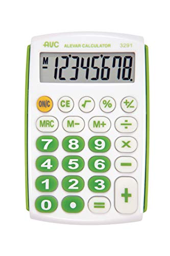Alevar 3291/GR rekenmachine