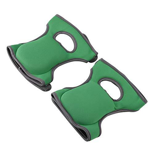 æ— Rodilleras de jardinería con correas ajustables, protectores de rodilla antideslizantes de EVA suave, cojín protector de rodilla para jardín, limpieza y reparación del hogar