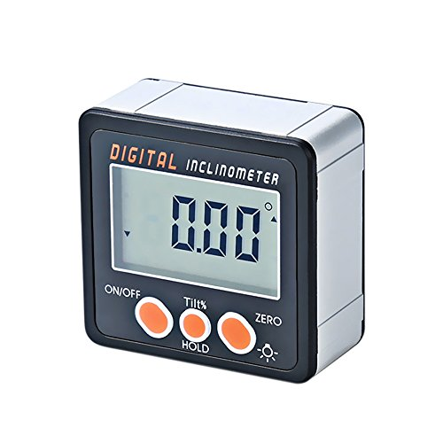 Walmeck Elektronischer Digitaler 0-360...
