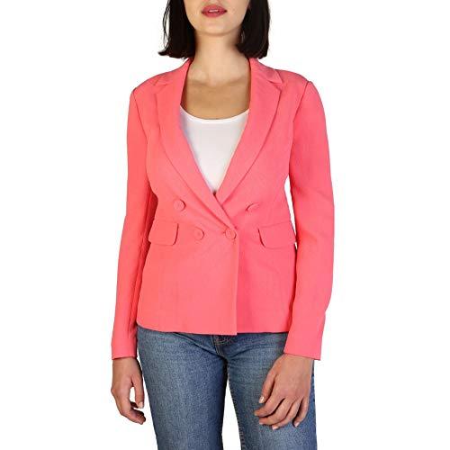 Armani Jeans Chaqueta de Traje 3Y5G52_5NZEZ Mujer Color: Rosa Talla: 44