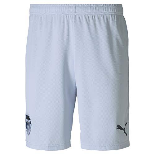 PUMA Vcf 3rd Shorts Replica Pantalones Cortos, Hombre, Heather / Puma Black, L