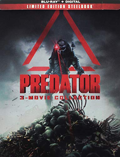 Predator: 3-movie Collection Steelbook [Blu-ray]