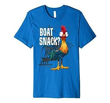 Disney Moana Hei Hei Boat Snack? Premium T-Shirt