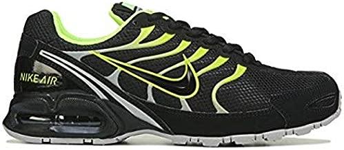 Nike Men's Air Max Torch 4 Running Shoe Black/Volt/Atmosphere Grey Size 13 M US