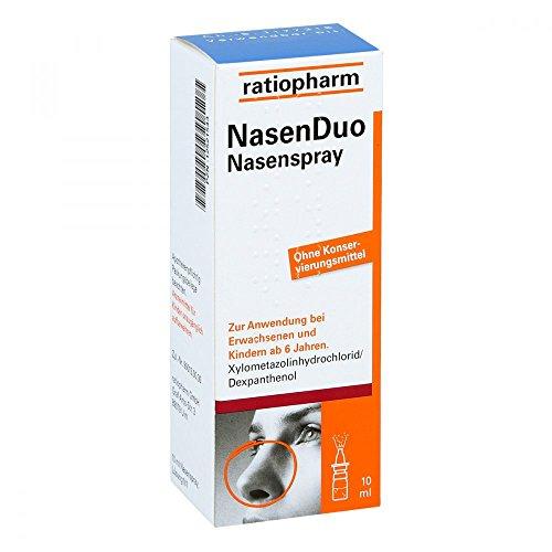 NasenDuo Nasenspray, 10 ml Lösung