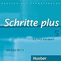 Schritte Plus: CDs zum Kursbuch 5 (2)