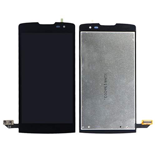 Zhangl Pantalla LCD del teléfono móvil Reemplazo de asamblea de digitalizador de Pantalla LCD Pantalla táctil para LG Leon H340 / H340N Pantalla de CD