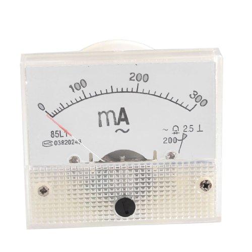 Aexit Strommessung Analoges AC - 0 - 300-mA-Millimeter-Messgerät (4df71c8cb474520d87e4c9d2caeea81b)
