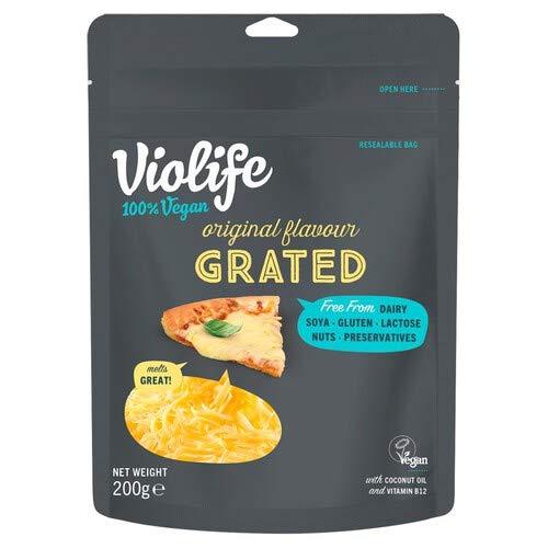 Violife Rallado Vegano Sabor Queso Original 200G Violife 1 Unidad 200 g