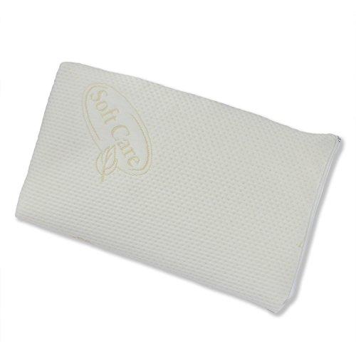 Neck Pain, Migraine, Stress and insomnia! Orthopaedic Sabeatex Mini Supplement Pillow, Visco Gel