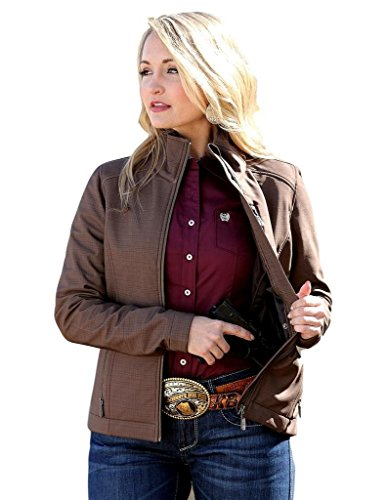 5. Cinch Women's Bonded Concealed Carry Jacket