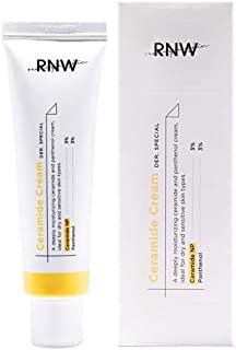 RNW DER. SPECIAL Ceramide Cream Moisturizing Cream, 50ml / 1.7 fl.oz, Helps Keep Your Skin Moisturized Soft Skin Comfort K...