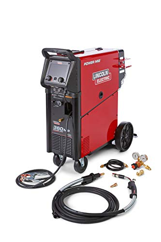 Lincoln Power MIG 360MP Multi-Process MIG Welder K4467-1