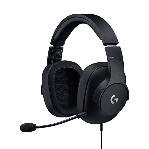 Pro Gaming Headset - Black - 3.5 MM - N/A - EMEA