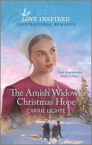 The Amish Widow's Christmas Hope (Amish of Serenity Ridge, 4)