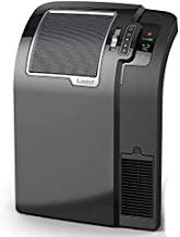 Lasko CC24870 Portable Space Saving Digital Cyclonic Ceramic Space Heater with Remote Control, Gray