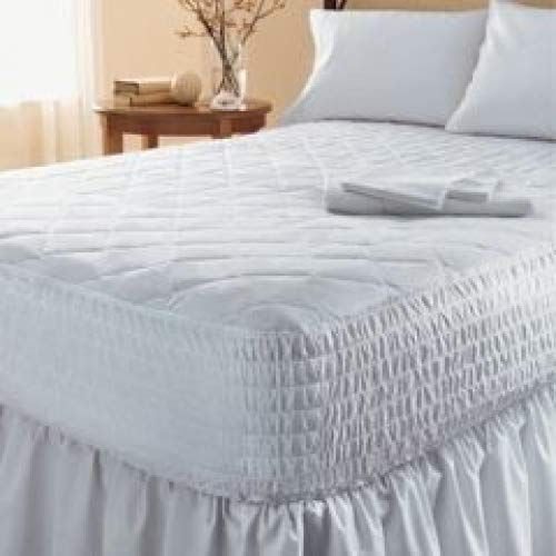 Hot Sale Cover plus 4.2 Cloud9 Full/Dbl 3 Inch Visco Elastic Memory Foam Mattress Pad Bed Topper Overlay 100% Visco Elastic Memory Foam For Comfort with Cover to Protect Your Visco Elastic Memory Foam Topper to Better Ensure That Your Visco-Elastic Mattress Pad Remains in Good Condition