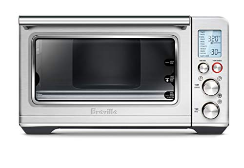 Breville BOV860BSS1BCA1 The Smart Oven Digital Air Fryer, 0.8 cu ft, Brushed Stainless Steel