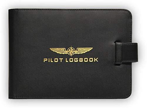 Design4Pilots - Schutzhülle für Flugbücher 'Pilot Logbook'