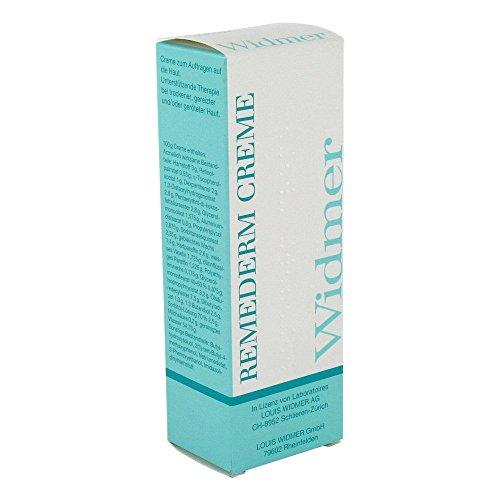 WIDMER Remederm Creme unparfümiert 75 g