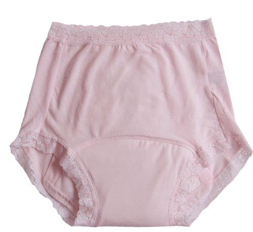 渡嘉毛織 スーパーさらりん 女性用 130cc ピンク 1枚 Mサイズ 吸水ショーツ