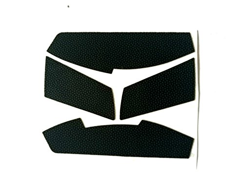 for Logitech G203 / G102 Wired Mouse Anti-Slip Elastics Refined Side Grips Sweat Resistant Tape Pads