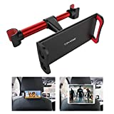 Car Headrest Mount, Tryone Tablet Headrest Holder Compatible with Smartphones/Tablets/Switch 4.7'-10.5',...