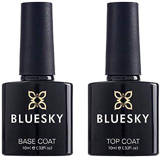 Bluesky Top Gel y Nail Base Coat 10 ml