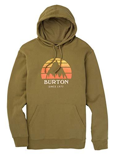 Burton Herren Underhill Hoodie, Martini Olive, XXL