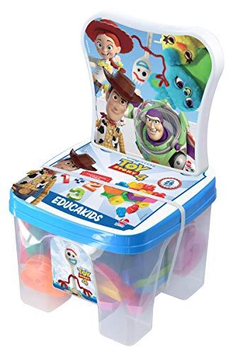 Educadeira Toy Story 4, Lider Brinquedos, Multicor