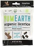 YumEarth Organic Licorice Black 5 Oz 142 G