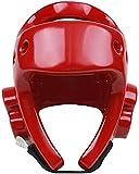 Kit de Cuerpo Entero yx-al Aire Libre para el Karate de Aptitud de Taekwondo Karate Transpirable y cómodo Sanda de Equipo Protector m