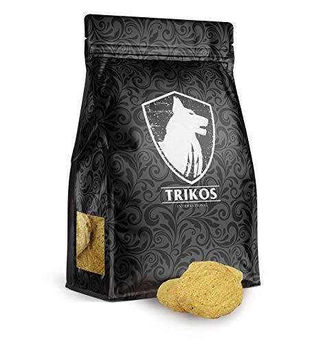 TRIKOS Freeze Dried Premium Dog Food - Chicken Patties, 18oz