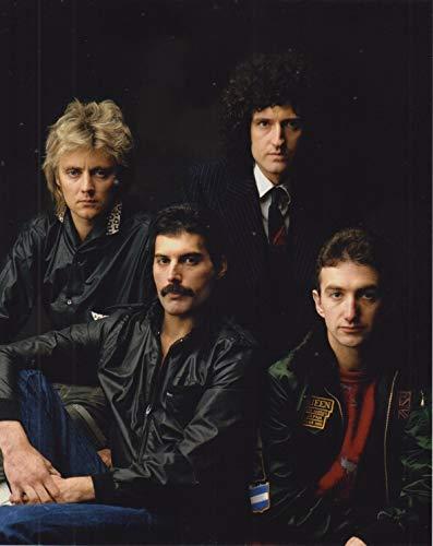 直輸入、大きな写真、バンド「クイーン」フレディ・マーキュリー、5094