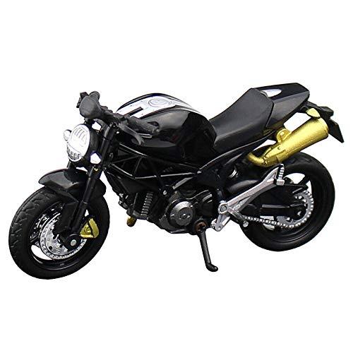 Proglam Simulation Motorrad Modell Spielzeug 1:18 Scale Motorbike Collection Dekoration für Kinder