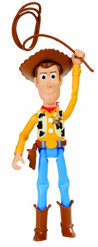 Mattel - Toy Story - Woody le Cowboy - Figurine 13 cm