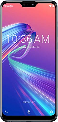 Asus ZenFone Max Pro M2 64 GB | 4 GB RAM | with Free Combo Included (Blue)
