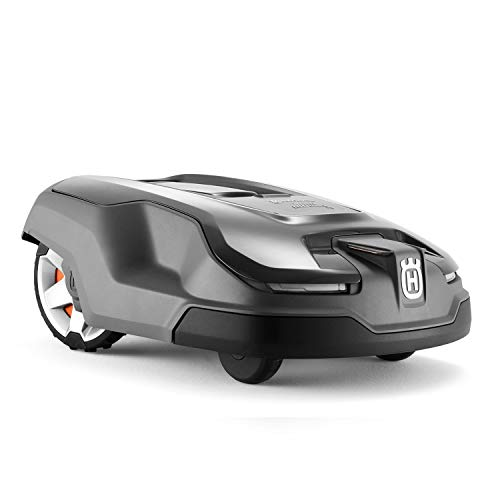 Husqvarna Automower 315X Robotic Lawn Mower, Small – Medium Yards (0.4 Acres)