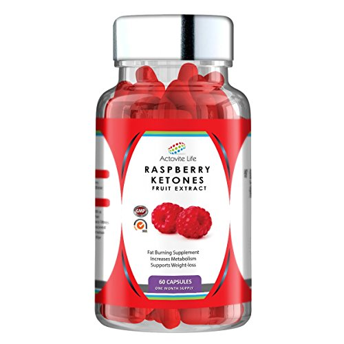 Raspberry Ketones 2000mg Daily, Max Strength Weight Loss Slimming Diet Pills, Pure Natural Fat Burners 10:1 Fruit Extract Plus, Suitable for Men and Woman