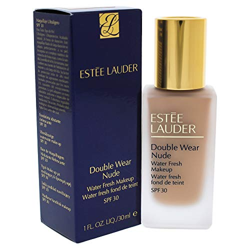 Estée Lauder Double Wear Nude Water Fresh Makeup Spf30 3N1-Ivory 30 Ml Double Wear Nude Water Fresh Makeup Spf30 3N1-Ivory 30 Ml 1 unidad 30 ml