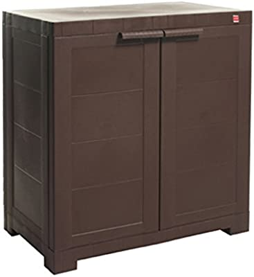 cello Novelty Compact Cabinet - Pearl Brown